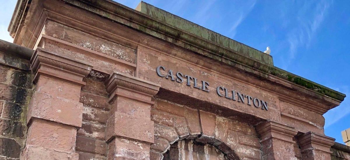 Castle Clinton & SeaGlass Carousel – NYC