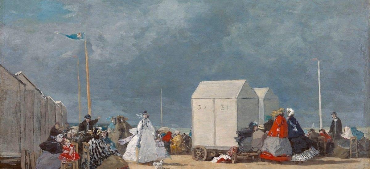Approaching Storm by Eugène Boudin