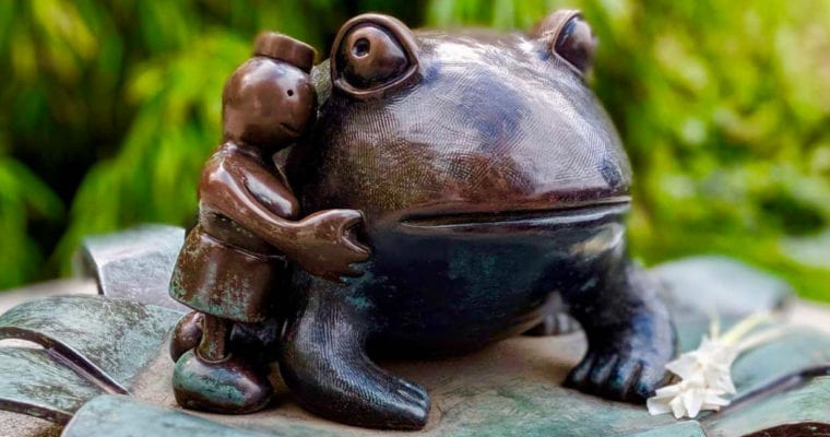 Tom Otterness – The Real World