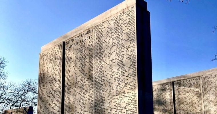 Veterans Memorials in Battery Park NYC