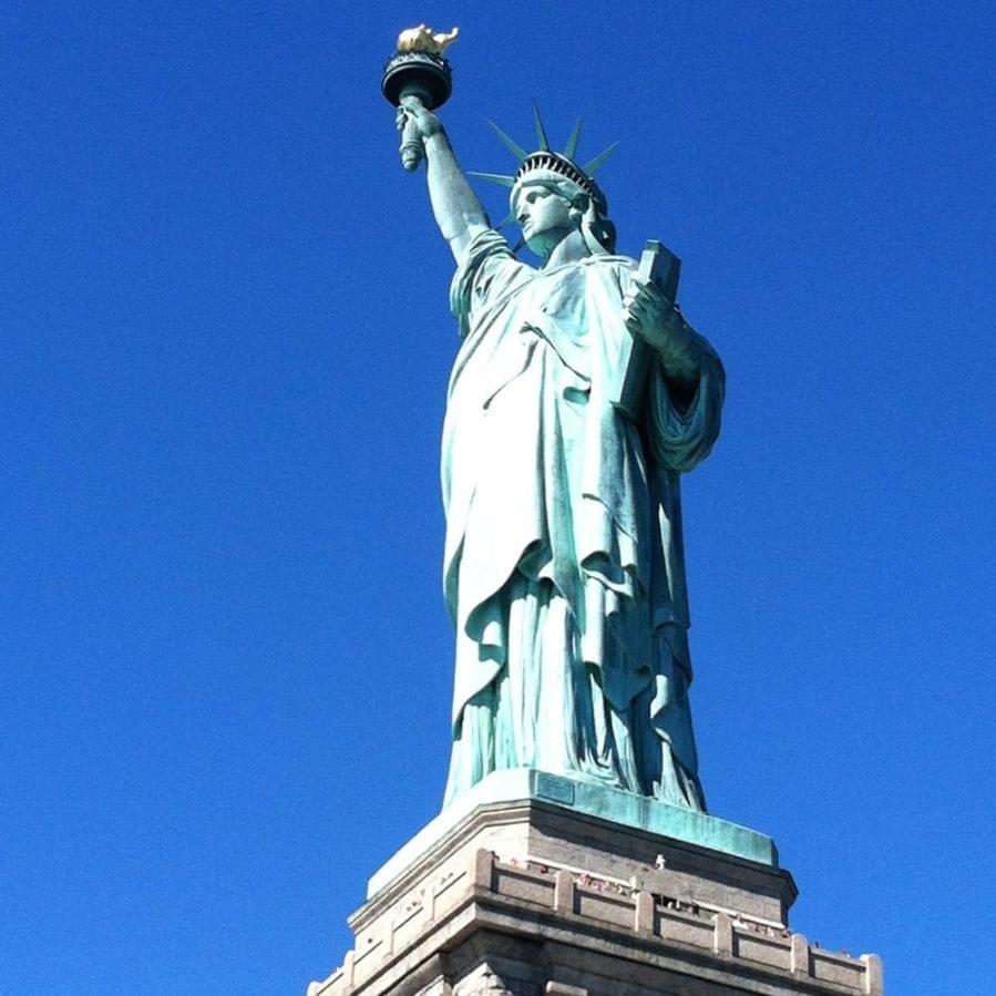 lady liberty - Frédéric-Auguste Bartholdi