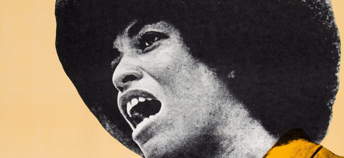 Ms. Behavior – Angela Davis