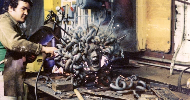 Michael Malpass – Screaming Medusa