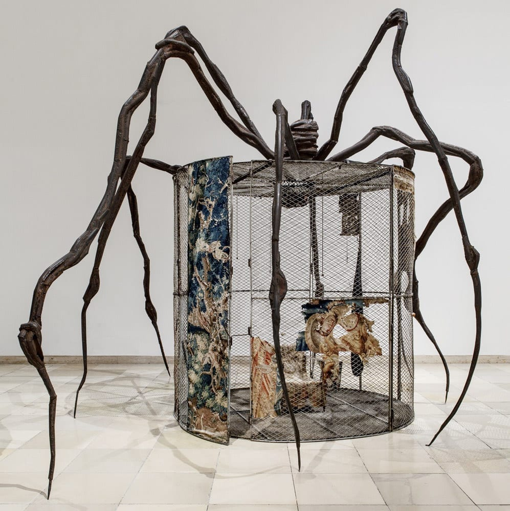 Louise Bourgeois - Spider (Cell)