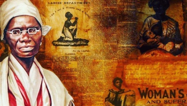 Adri Norris – Sojourner Truth