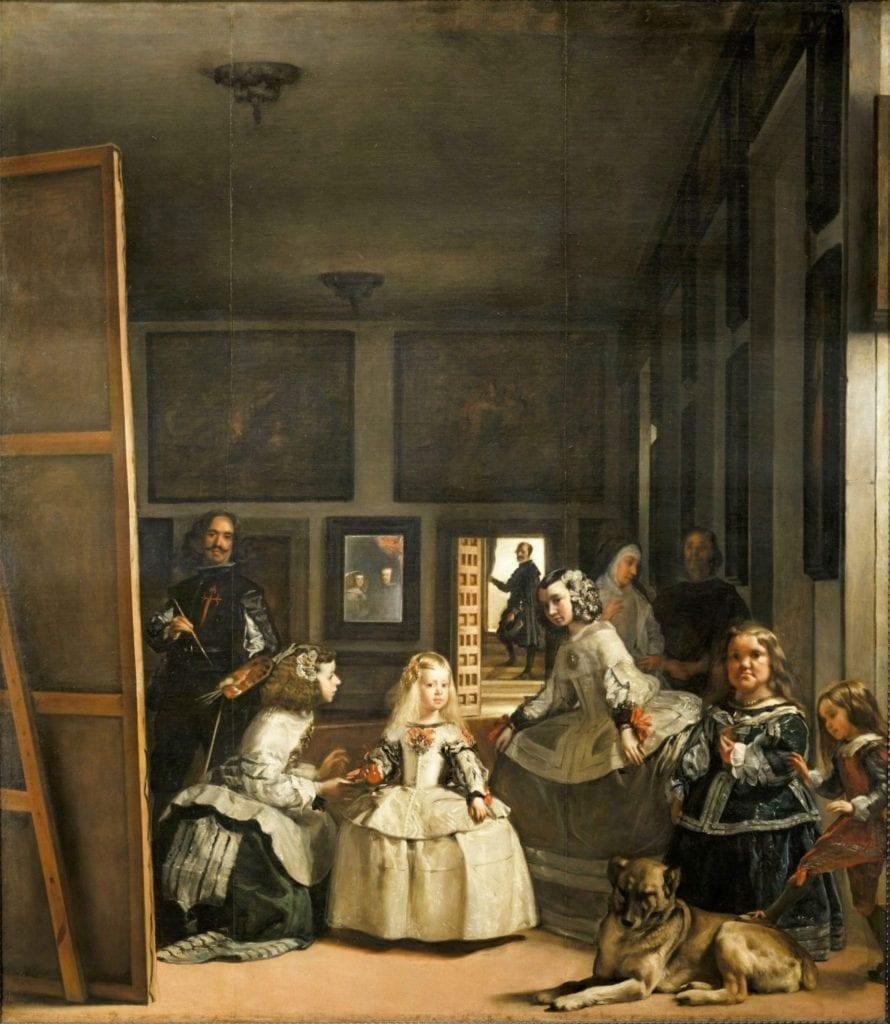 Diego-Velázquezs-Las-Meninas