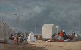 Approaching Storm by Eugene Boudin