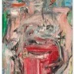 Woman as Landscape by willem de Kooning